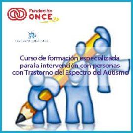 Curso de formación específica sobre intervención en TEA, autismo