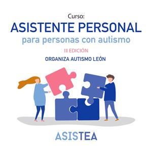 Curso Asistente Personal III Edicion Autismo Leon