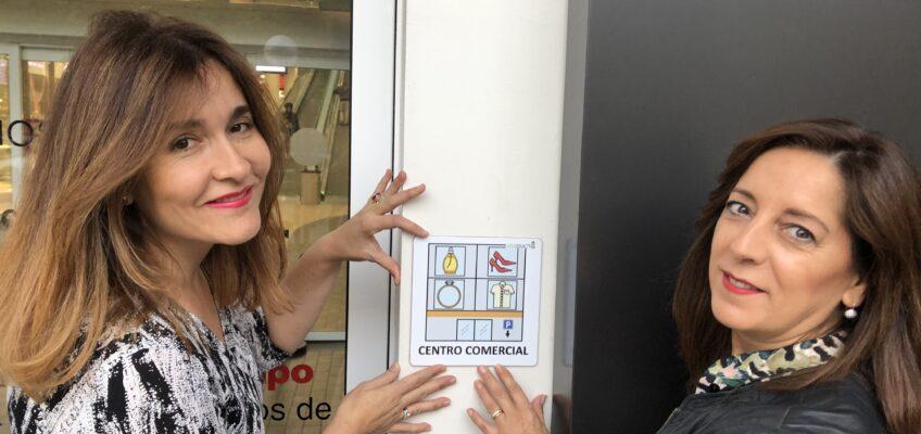 Proyecto de accesibilidad para personas con TEA - Autismo Burgos y Centro Comercial Camino de la Plata