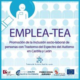 Proyecto ECYL empleo TEA, autismo