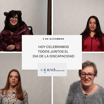 Federación Autismo Castilla y León se suma al manifiesto del CERMI Castilla y León con motivo del Día Internacional de las Personas con Discapacidad