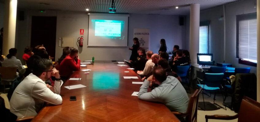 Autismo Palencia formación sobre TEA