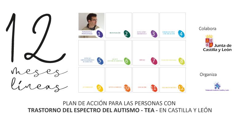 Formación a Profesionales - Plan Autismo Castilla y León