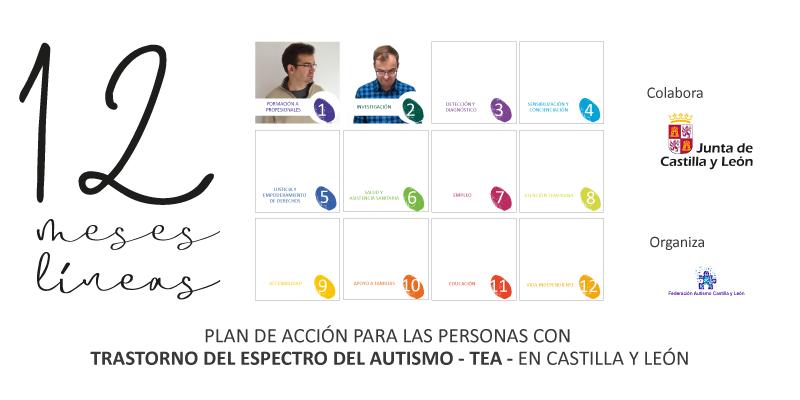Línea de Investigación- Plan Autismo Castilla y León