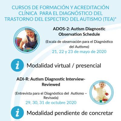 Curso de Formación ADI R ADOS2 2020