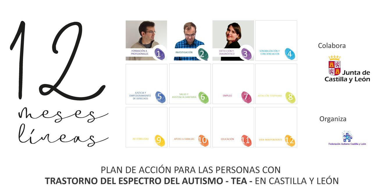 Línea de Diagnóstico - Plan Autismo Castilla y León
