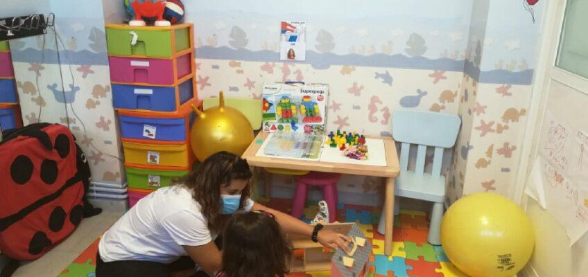 Atención temprana Autismo Palencia
