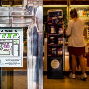 Los edificios municipales se identificarán con pictogramas - Foto: Jonathan Tajes