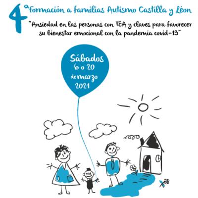 Formación familias ansiedad autismo covid federación