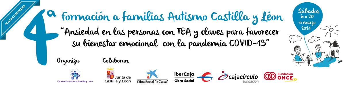 Formación familias ansiedad autismo