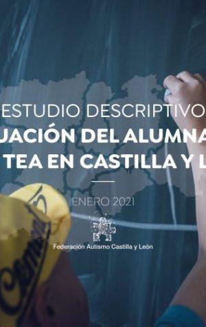 Estudio descriptivo de la situación del alumnado con TEA en Castilla y León