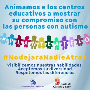 Sensibilización educación Trastorno del Espectro Autismo federación