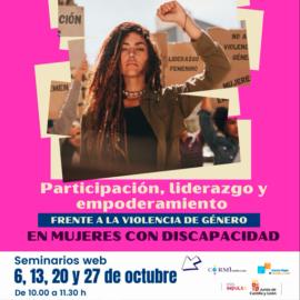 Jornadas Violencia Genero-Discapacidad-CERMI MUJER CyL