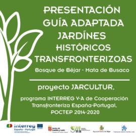 Presentación Guía Adaptada del proyecto JARCULTUR